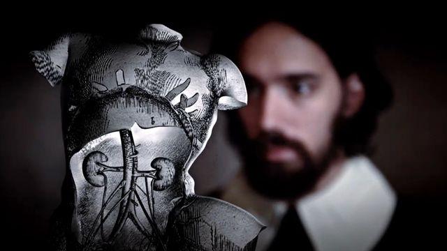 Bilderna som förändrade vetenskapen : Vesalius anatomi