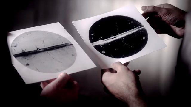 Bilderna som förändrade vetenskapen : Positronen upptäcks