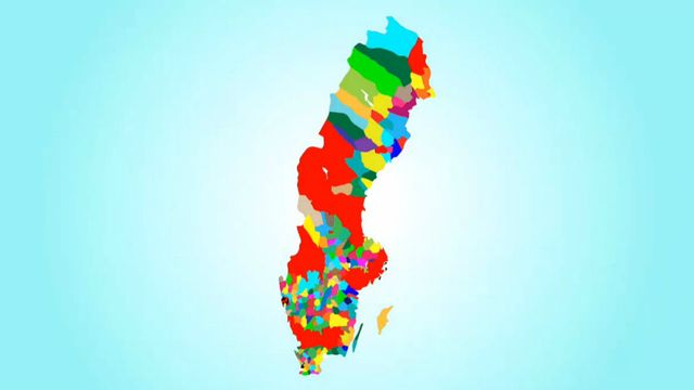 Vem bestämmer vad? - på lätt svenska : Kommunen