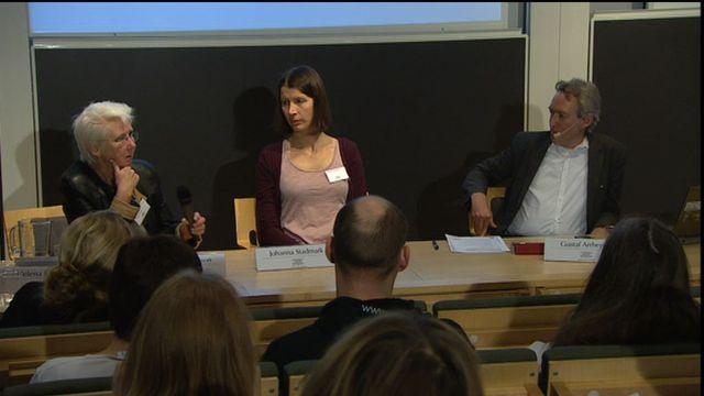 UR Samtiden - Jämställdhet från siffror till handling : Ett samtal om jämställdhet i akademin