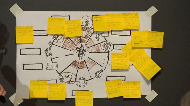 UR Samtiden - Jämställdhet från siffror till handling : Workshop om jämställdhet