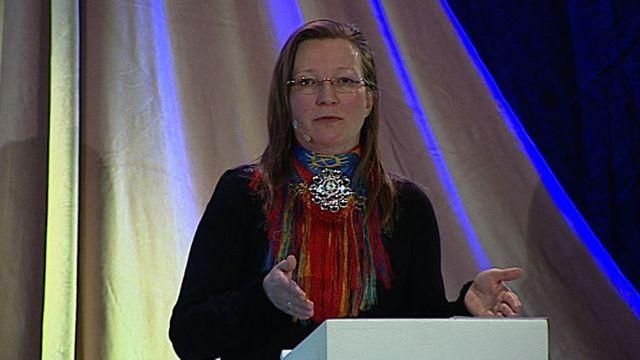 UR Samtiden - Samiska veckan 2014 : Forskning om samisk hälsa
