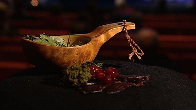 UR Samtiden - Samiska veckan 2014 : Råvaror i samisk matlagning