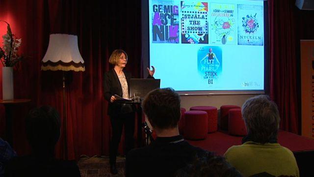 UR Samtiden - Barnbokprovning 2014 : Trender i 2013 år barn- och ungdomsböcker
