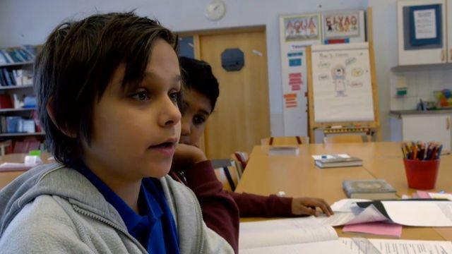 Strategier för läsförståelse : Ställa frågor