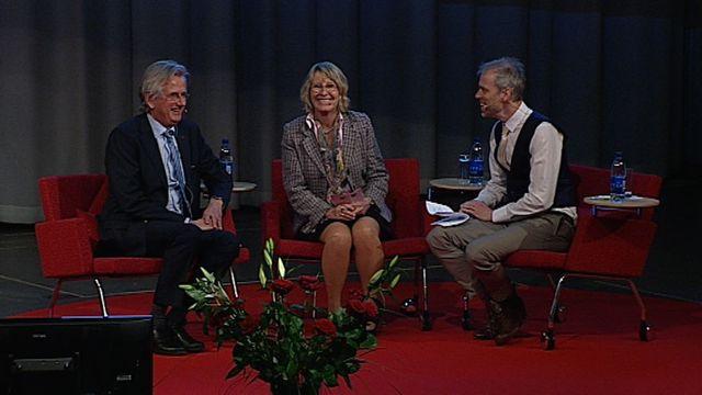 UR Samtiden - Hjärnans dag 2014 : Behandling och rehab efter stroke