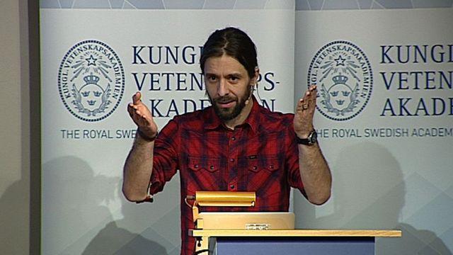 UR Samtiden - Ingvar Lindqvistdagen 2014 : Flipped classroom - ett annorlunda arbetssätt