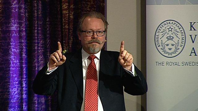 UR Samtiden - Ingvar Lindqvistdagen 2014 : Icke periodiska kristaller