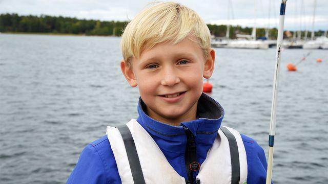 Badsmart : På båten