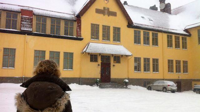 Barnaministeriet dokumentär : Alexandra och livet på Lundsberg
