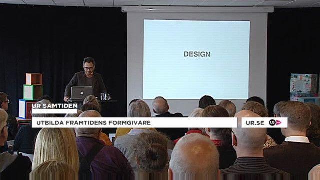 UR Samtiden - Nordisk design för barn : Utbilda framtidens formgivare