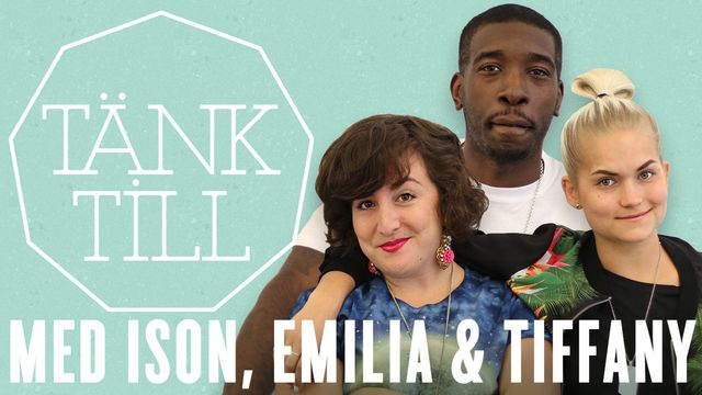 Tänk till med Ison, Emilia & Tiffany : Jamal JC, dag 3