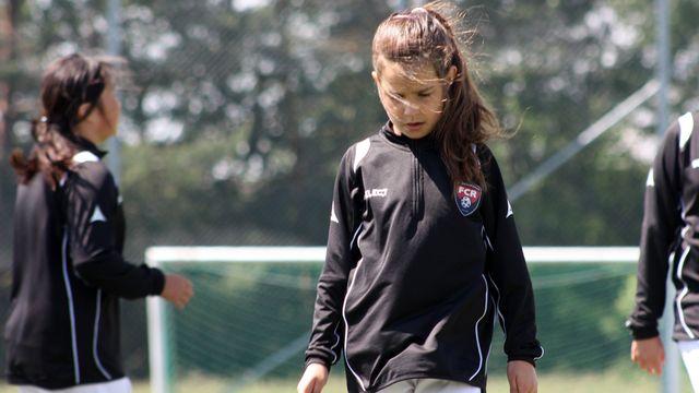 Barnaministeriet dokumentär : Fotbollsdrömmen