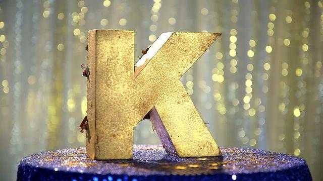 Bästa bokstaven : K