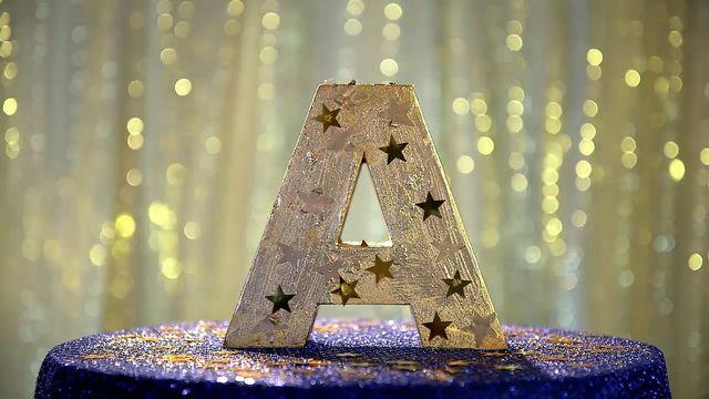 Bästa bokstaven : A
