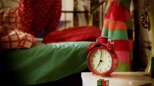 Matildas mattegåta : Klockan