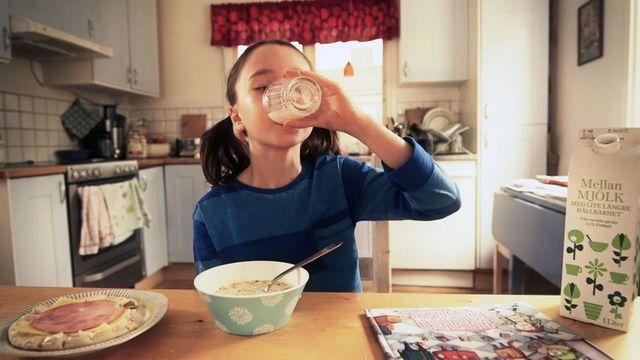 Matildas mattegåta : Mjölken