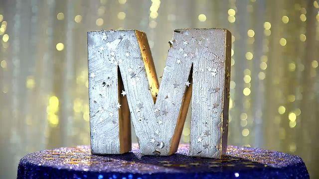 Bästa bokstaven : M