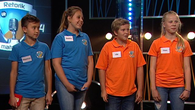 Retorikmatchen 2014 : Kvartsfinal 4
