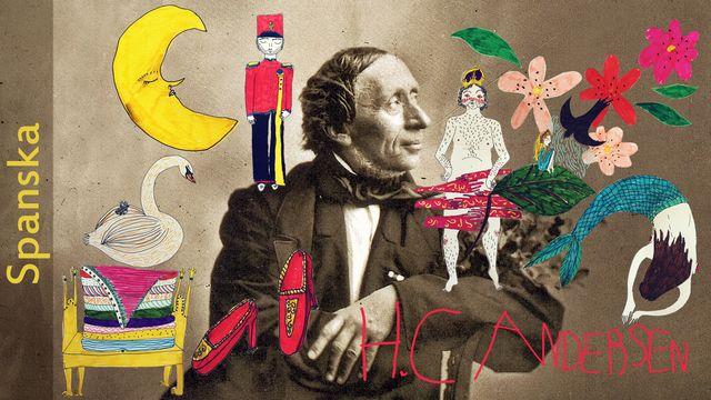 H.C. Andersen - spanska : Kejsarens nya kläder