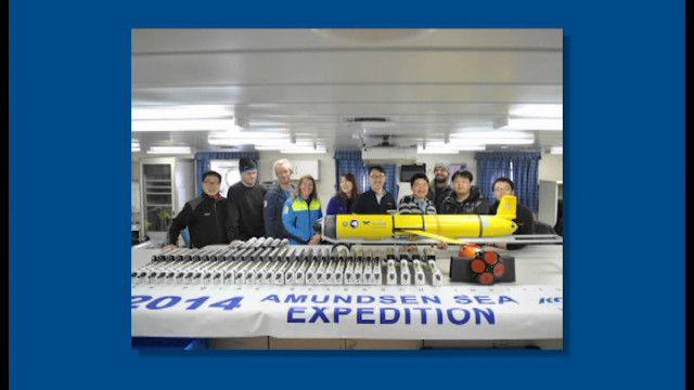UR Samtiden - Expedition till Antarktis