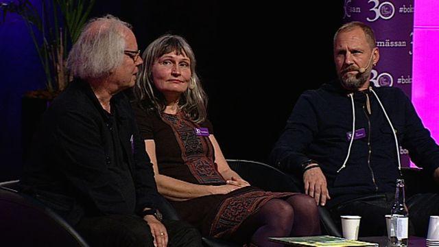 UR Samtiden - Bokmässan 2014 : Den konstnärliga bilderboken