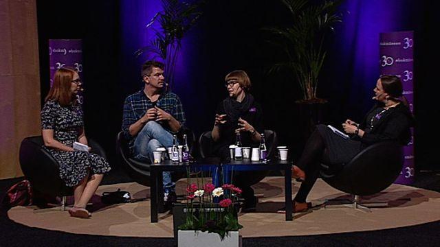 UR Samtiden - Bokmässan 2014 : Flickbilden i fantasy