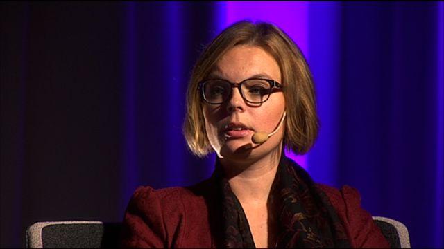 UR Samtiden - Bokmässan 2014 : Möt mig som jag är