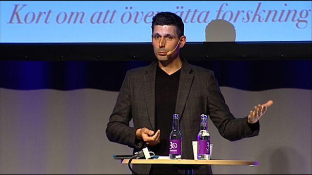 UR Samtiden - Bokmässan 2014 : Lycka - vad är det?