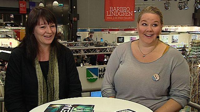 UR Samtiden - Bokmässan 2014 : Att blogga om böcker