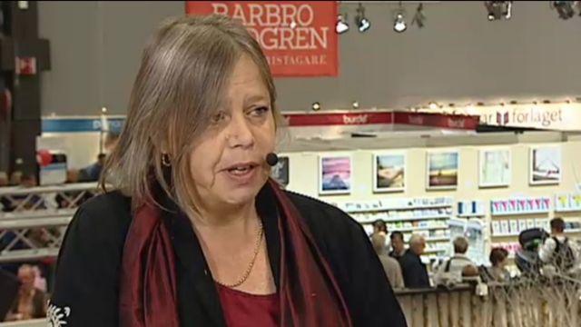 UR Samtiden - Bokmässan 2014 : En bok, en författare - Gulfen