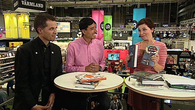 UR Samtiden - Bokmässan 2014 : Om en sexbok och en bok med sex