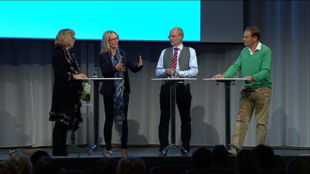 UR Samtiden - Beroendedagen 2014 : När ska Sverige vakna i alla former av beroendeproblematik?