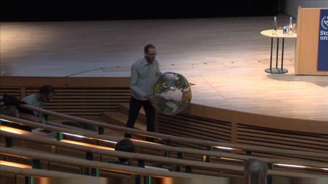 UR Samtiden - Forskardagar i Stockholm 2013 : Klimatförändringar i Arktis