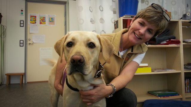 Lärarrummet : Hunden i skolan