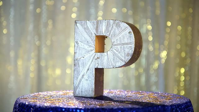 Bästa bokstaven : P
