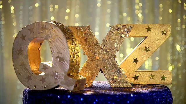 Bästa bokstaven : Q, X och Z