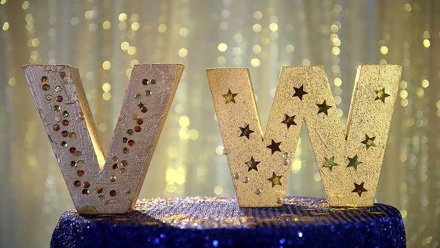 Bästa bokstaven : V och W