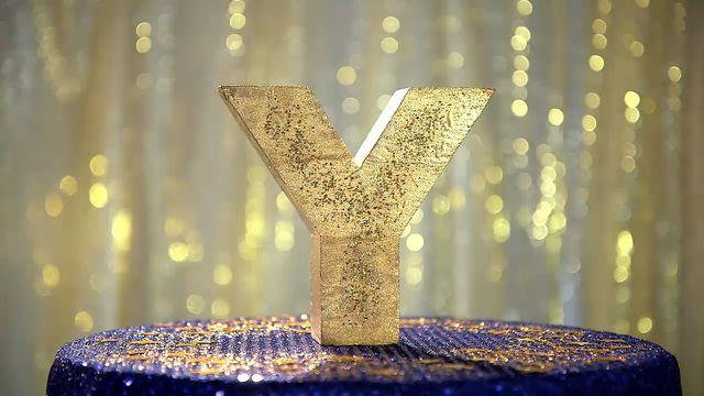 Bästa bokstaven : Y