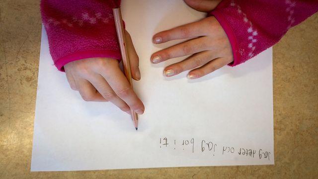Skolministeriet : Vad går förlorat med handskriften?