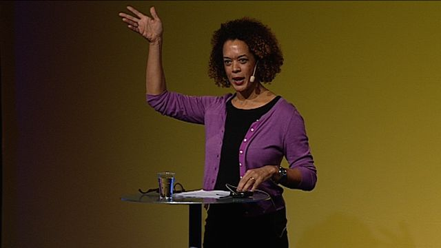 UR Samtiden - Stockholm Literature 2014 : Döm inte boken efter författaren