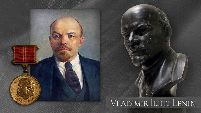 Bildningsbyrån - politiska tänkare : Kommunismen