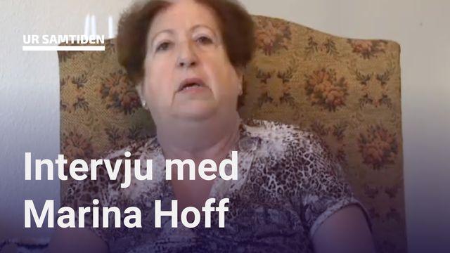 UR Samtiden - Förintelsens överlevande berättar : Marina Hoff - Vi blev angivna