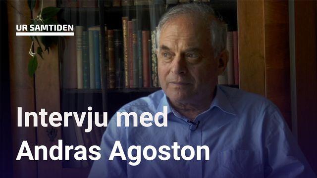 UR Samtiden - Förintelsens överlevande berättar : Andras Agoston  - hela intervjun