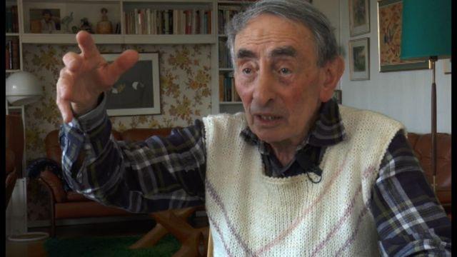 UR Samtiden - Förintelsens överlevande berättar : Bruno Frister - Att återförenas med systern