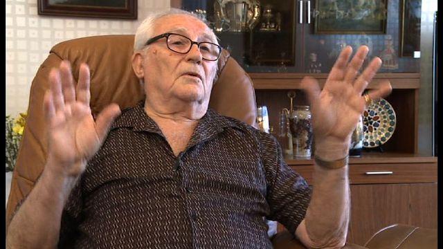 UR Samtiden - Förintelsens överlevande berättar : Marton Frankl - Vi lydde alla