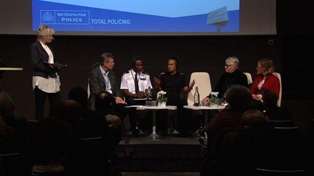 UR Samtiden - Etnisk profilering : Ur ett svenskt polisperspektiv