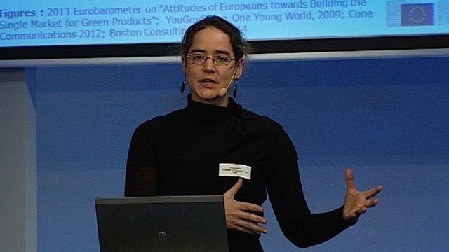 UR Samtiden - Design of prosperity 2014 : De klimatsmarta konsumenterna