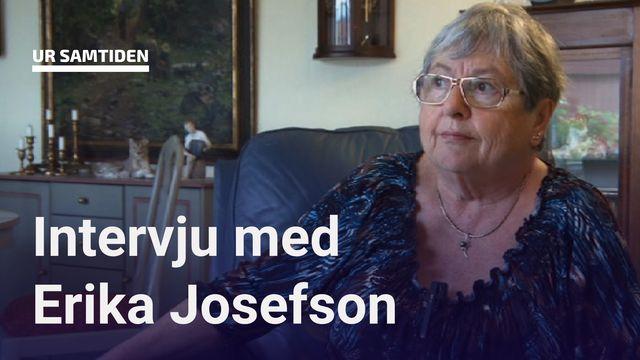 UR Samtiden - Förintelsens överlevande berättar : Erika Josefson - Att spåra sina judiska rötter