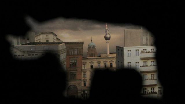 Kortfilmsklubben - tyska : Nashorn im Galopp